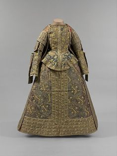 Ensemble, late 16th century. Spanish - Alain.R.Truong