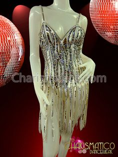 Charismatico Dancewear Store - CHARISMATICO  Silver Sequin Accented White Satin Prom Dance Dress with Ribbon Skirt, $210.00 (http://www.charismatico-dancewear.com/products/CHARISMATICO--Silver-Sequin-Accented-White-Satin-Prom-Dance-Dress-with-Ribbon-Skirt.html)
