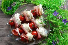 Szaszłyki drobiowe w marynacie jogurtowej   – Dietetyczne przepisy –