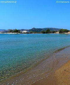 ΚΙΜΩΛΟΣ Beautiful Beaches, Greece, River, Armenia, History, Outdoor, Sign, Google, Greece Country