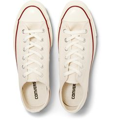 Converse - 1970s Chuck Taylor Canvas Sneakers  | MR PORTER