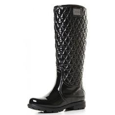 Produsul zilei: cizme femei GEOX Dina. Rubber Rain Boots, Riding Boots, Fashion Outfits, Shoes, Design, Horse Riding Boots, Fashion Suits, Zapatos, Shoes Outlet