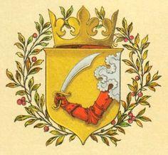 Kingdom of Bosnia, Österreichisch Ungarische Wappenrolle 1900, Hugo Gerhard Ströhl.