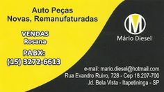 MÁRIO DIESEL Oficina Mecânica Especializada