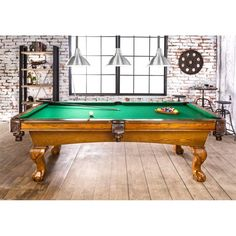 Enitial Lab IDF-GM338 Connelly Pocket Billiards Table