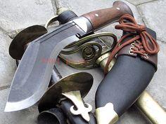 Kukri Machete, Swords And Daggers, Nepal, Weapons, Blade, Knowledge, Tools, Ideas, Handmade Knives