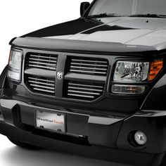 WeatherTech® - Dark Smoke Stone and Bug Deflector