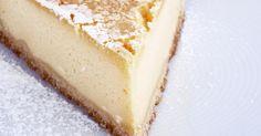 Recette de Cheesecake au fromage blanc 0%, vanille et caramel au beurre salé. Facile et rapide à réaliser, goûteuse et diététique.