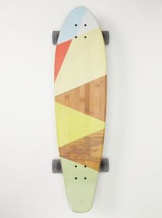 Unique long board design. What could be next for Blunt Boards? #alwaysimproving #movingforward