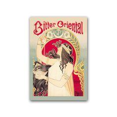 Bitter Oriental 12x8 || Fab.com
