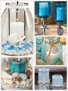 I'm a sucker for this stunning photo Seaside Decor, Beach House Decor, Coastal Decor, Home Decor, Seashell Crafts, Beach Crafts, Diy Crafts, Creative Crafts, Beach Themes
