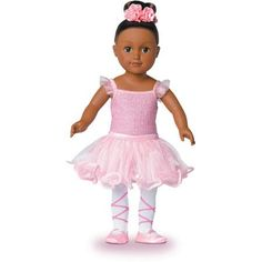 My Life As Ballerina Doll, African American