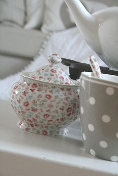 Tea for me by herz-allerliebst, via Flickr