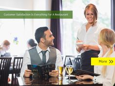 To achieve customer satisfaction, apart from the organic ways, there are other ways to enable a restaurant to increase customer retention Click:http://unavuapp.com/blog/customer-satisfaction-is-everything-for-a-restaurant-business
