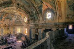 god save the sin | an beautiful abandoned church with so muc… | Flickr