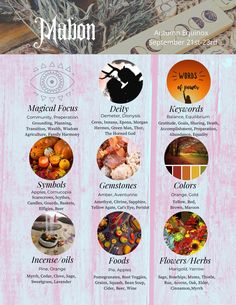 Wicca, Magick, Witchcraft, Eclectic Witch, Baby Witch, Modern Witch, Mabon, Sabbats, Green Man
