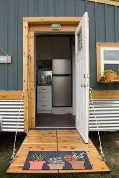 Raw Design Creative's Homestead Tiny House on Wheels