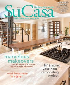 Get The Remodeling Edition Of Su Casa Magazine In Stores Or Online This  Starting This Week! Read About Beautiful Remodels And Get Information About  ...