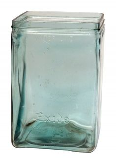 Beautiful Old Glass Battery Box By 1925farmhousegoods On