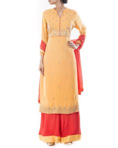 492745b50a8 Purchase your favorite Indian Ethnic Wear Palazzo Suit through online from  US