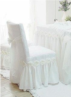 table cloth sales Picture - More Detailed Picture about Luxury white Princess Lace Chair covers custom Picture in Chair Cover from Amy Leee's Store. Wedding Chair Decorations, Wedding Chairs, Decoration Table, Cozy Chair, Dinning Chairs, Room Chairs, Slipcovers For Chairs, Home And Deco, Chair Covers