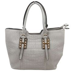 Salvatore Ferragamo Python Verve Tote Purple Silver Bag New – Gowngeous    Bags and Belts for women   Pinterest bbb19598b5
