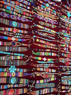 Hippie Market. Las Dalias. Ibiza. Details.