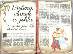 Vřeteno Fairy Tales, Diy And Crafts, Books, Libros, Book, Fairytail, Adventure Movies, Book Illustrations, Fairytale