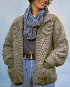 Instant Download PDF Vintage Knitting Pattern to by ickythecat
