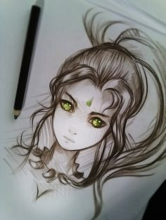 Nidalee by ryky on DeviantArt