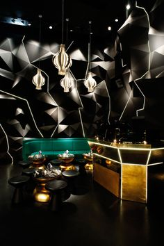 TAZMANIA BALLROOM, located on the 1st floor of Lan Kwai Fong Tower in Hong Kong has recently been shortlisted in the ''International Bar'' category of Restaurant & Bar Design Awards 2011 and it is the sister venue to Hong Kong's ultra-exclusive nightspot ''Dragon-I'' which has retained its reputation as the coolest lounge club in the city for the past eight years