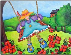 Brigitte Caille Patrons et pièces de bois pour peinture décorative