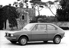 Alfa Romeo Alfasud - Alfa Romeo Alfasud 3 porte prima serie