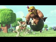 nice Clash of Clans - Flight of the Barbarian (TV Commercial)Huge credit goes for SC, the owners of this contest ** * Sorry for the sound, They muted it because the music of Bob Dylan.. * Here's one of the new T...http://clashofclankings.com/clash-of-clans-flight-of-the-barbarian-tv-commercial/