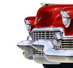 Plan59 :: Classic Car Art :: Vintage Ads :: 1954 Cadillac