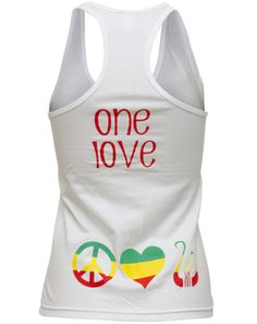 Alpha Chi Omega One Love Tank