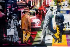 Eduardo Kobra Mural in New York's Chelsea ~ Kuriositas