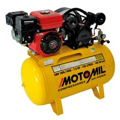 Compressor Air Power Monofásico 21701.7 - Motomil