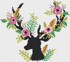 Free Cross-stitch Patterns