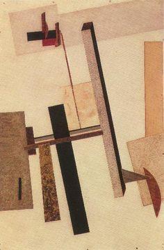Lissitzky El c1920 Proun 2C - El Lissitzky - Monoskop