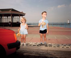 Martin Parr  England. New Brighton.  From the seriesLast Resort  1983 – 1985  Pigment print  Edition of 5  102 x 127 cm  Image courtesy of the artist and Niagara Galleries, Melbourne    .
