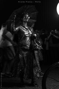 XVIII Encontro Internacional de Estátuas Vivas - Município de Espinho Lu(g)ar de Estátuas 14-06-2014 #estatuasvivas #espinho #photography