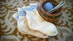 skarpetki na drutach wiecej na wydzierganaskarpetka.blogspot.com