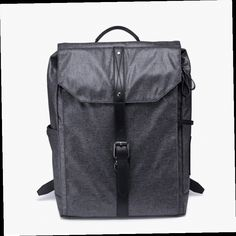 47.40$  Watch now - http://ali5f1.worldwells.pw/go.php?t=32538871028 - European and American fashion backpack clamshell  man fashion nylon backpack messenger shoulder bag simple backpack trend T0516 47.40$