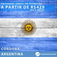 Promoção de passagem aérea para Cordoba - Argentina. Confira preços a partir de R$429,00 ida e volta! http://www.passagemaerea.com.br/cordoba-argentina-2014.html  http://www.passagemaerea.com.br  #cordoba #argentina #passagemaerea