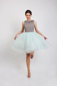 Hey, I found this really awesome Etsy listing at https://www.etsy.com/listing/198395667/the-cinderella-dress-tulle-skirt-dress