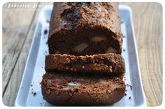 Plumcake pere e cioccolato http://federicaincucina.blogspot.it/2015/10/plumcake-con-cioccolato-e-pere.html