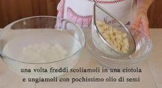 GNOCCHI DI RICOTTA FATTI IN CASA RICETTA FACILE | Fatto in casa da Benedetta Rossi Ricotta Gnocchi, Chorizo, Oatmeal, Cookies, Breakfast, Recipes, Food, Zucchini, The Oatmeal