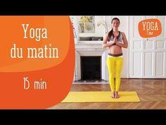 Testez le yoga du matin pour être en forme toute la journée !