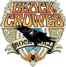 The Black Crowes...especially hard to handle...